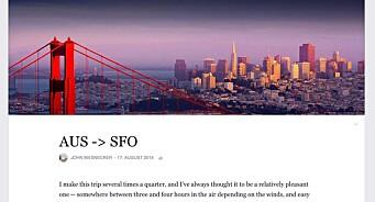 Facebook vekker «notater» til live: Vil ha deg til å blogge på ny, Medium-lignende plattform