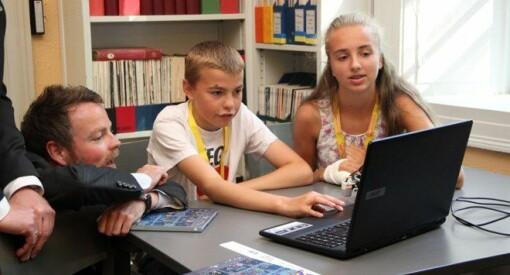 Nå våkner regjeringen om teknologi: Programmering blir valgfag på ungdomsskolen