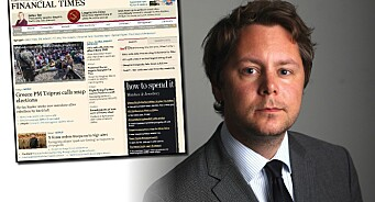 Norsk Financial Times-redaktør: «Her blir det sett på som god presseskikk å gi mest mulig kreds til andre»