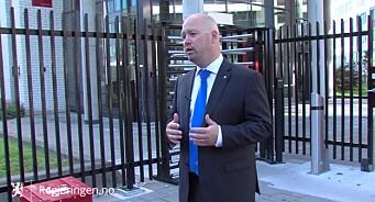 Vegard Venli knallhardt ut mot justisminister Anders Anundsens forhold til pressen