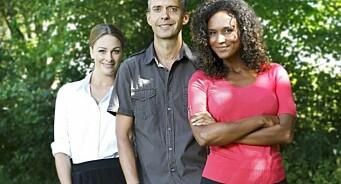 Jarle, Haddy og Jenny skal lede årets TV-aksjon i oktober