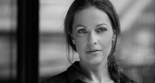 Forlater journalistikken: Linn de Lange (34) blir konsulent i Varde Hartmark