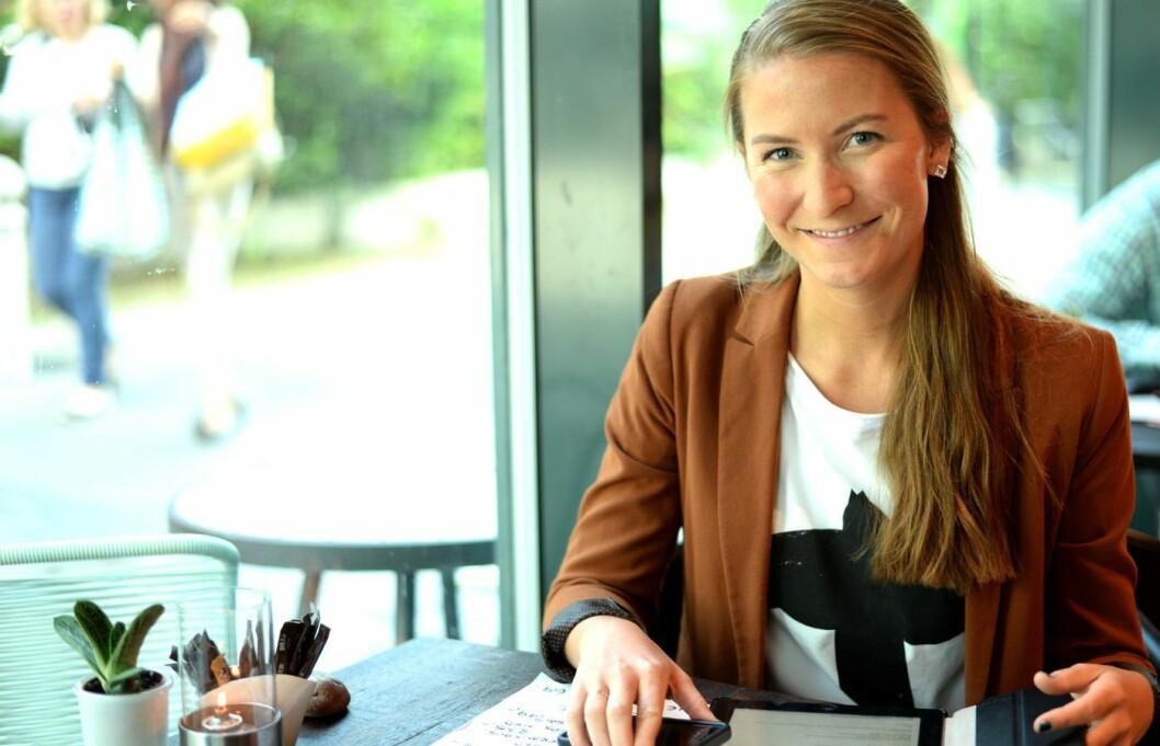 Eirin Larsen til ny jobb ved SMK.