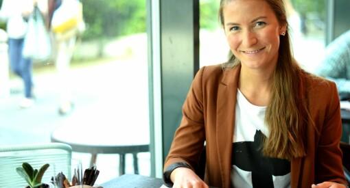 Eirin Larsen (28) bytter ut NRK med Erna: Blir seniorrådgiver for sosiale medier ved Statsministerens kontor