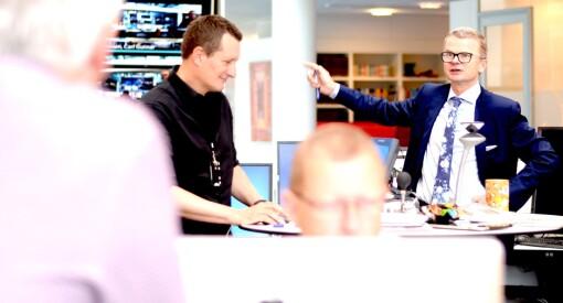 Tirsdag feirer Aftenbladet 122 år. Lars Helle & co jakter fortsatt på modellen som skal gi hundre nye år