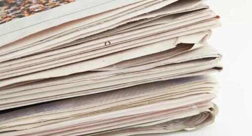 Staten lyser ut anbud på lørdagsdistribusjon av aviser