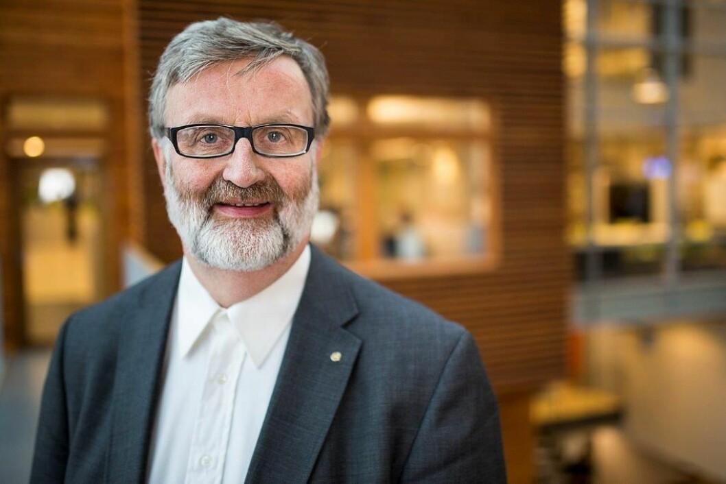 Erik Wilberg, førsteamanuensis ved Handelshøyskolen BI.