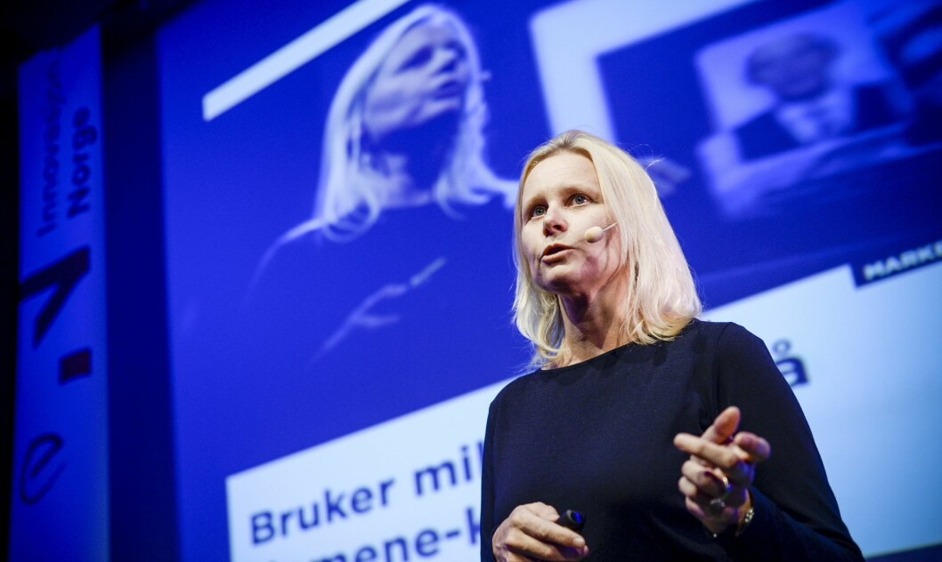 Bente Sollid Storehaug, digital gründer og direktør i ESV Digital, Nordic.