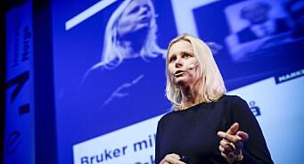 Eva Grinde er en god skribent, men Norges viktigste næringslivsavis kan ikke identifisere seg med teknologiharselas i 2017
