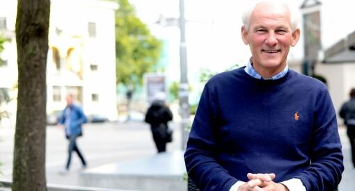 Det var vondt å måtte slutte i Dagbladet. Men 60 år unge Tore Stangebye har ikke tenkt å gi seg