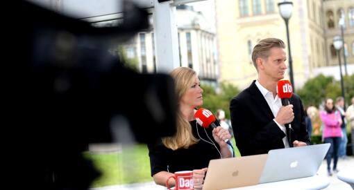 Dagbladet hjelper politikerne der de er. Med 60 timer live valgkamp fra valgboden på Løvebakken