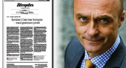 Nå har Aftenposten blitt Høyre-avis igjen. Hvor klokt var egentlig det?