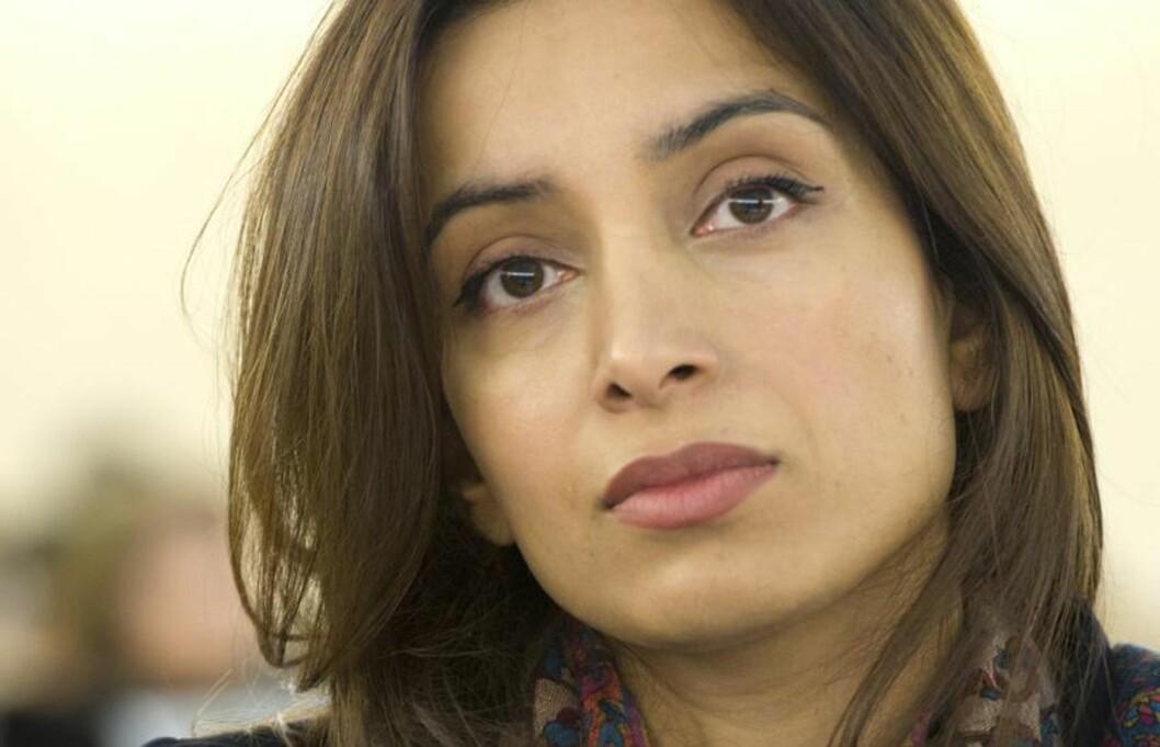 Norsk-britiske Deeyah Khan hedres for sitt arbeid.