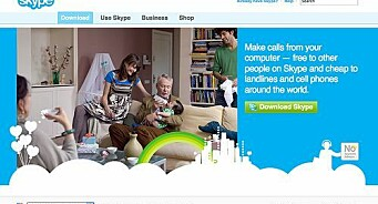 Skype har trøbbel med linja, og Microsoft vet ikke hvor lenge det varer