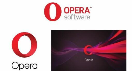 Operas røde O har blitt ny: Fra ren typografi til en portal