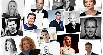 Hvem av disse blir Årets foredragsholder 2015?
