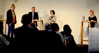 TV: Se opptak fra debatt og diskusjon om sitering, plagiat og pressens selvjustis