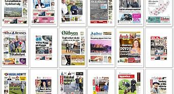 Sjekk både deg og konkurrenten: Her er tallene for alle aviser på papir, nett og mobil