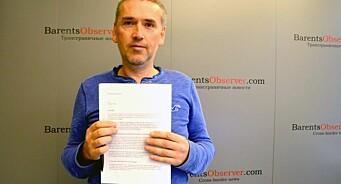 Sparket Barents-redaktør går til sak mot arbeidsgiver - og får hjelp fra NJ