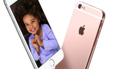 Ny iPhone ga rekord-lansering: Mer enn 13 millioner telefoner solgt i helga