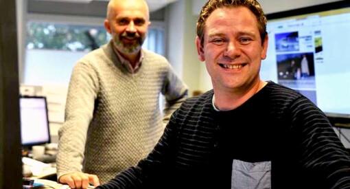 Tom-Stian Karlsen tar over som redaktør i Askøyværingen