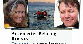 PFU: Human Rights Service mot iTromsø om «arven etter Behring Breivik»