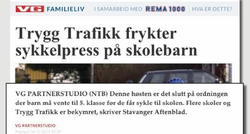 NTBs journalistikk blir brukt til sponset innhold fra VG og Rema 1000. Nå reagerer klubblederne