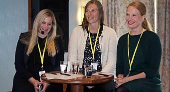 Egmont-redaktør Susanne Kaluza er året til «Årets kvinnelige medieledertalent»