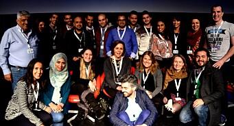 Den arabiske våren er blitt vinter. Journalister lever farlig. Men denne gjengen vil være håpet