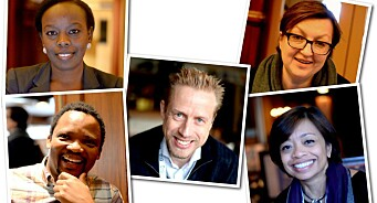 5 investigative journalists: Who are they, why are they here - and what have they learned?