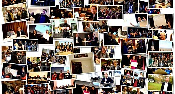 44 pictures from Global Investigative Journalism Conference 2015 in Lillehammer