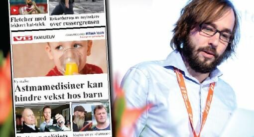 Før vant VG priser for kritisk helsejournalistikk. Nå er de i jevnlige diskusjoner med Rema om helsa di