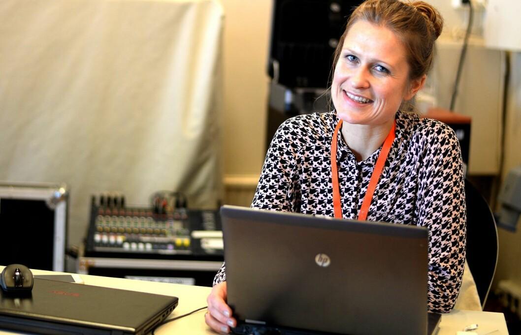 Jurist Kristine Foss i Norsk Presseforbund