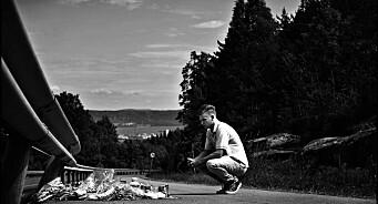 Med dette bildet vant DT-fotograf Lisa Selin fotoprisen på Gull & Gråstein