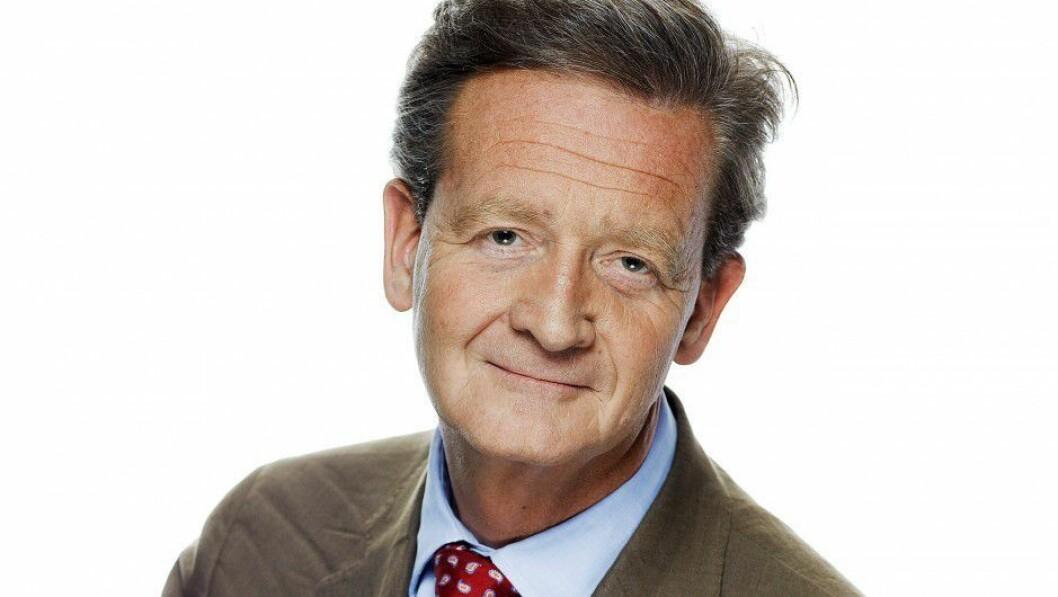 Hans Geelmuyden, konsernsjef i GK Gruppen.