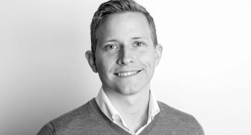 Høie blir direktør for teknologi og forretningsutvikling i TU/Tek