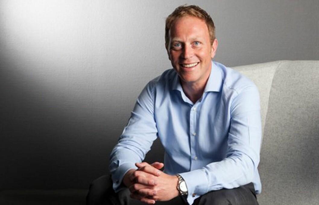 Martin Bentzen får ny rolle og mer ansvar for GroupMs norske byråer.