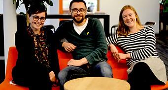 Nå kan hele landet snoke i stua til damene fra Bærum: Budstikka lanserer Botrend.no