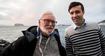 Svein Jørstad skulle egentlig bli pensjonist. Men nå skal 65-åringen fortsette litt til