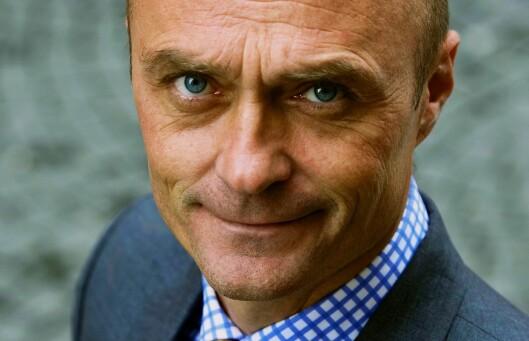 Informasjonsrådgiver Jarle Aabø i Aabø & Co.