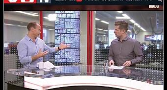 VGTV-Mads spurte om Harald Eia hadde sperm på brilleglassene for å få han i studio