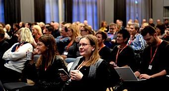 Svarte Natta-konferansen er i full gang - 300 deltakere på nordnorsk pressesamling denne helga