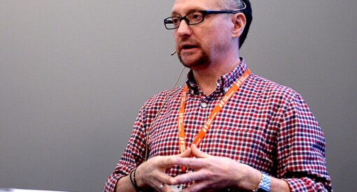 Finnmarken-redaktør Eilif Aslaksen (53) gir seg etter et drøyt år i jobben