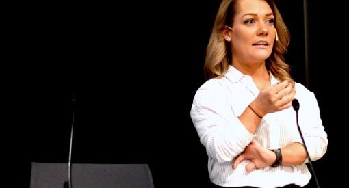 Sandra Borch foreslår egen seksjon i politiet for trusler og hatefulle ytringer