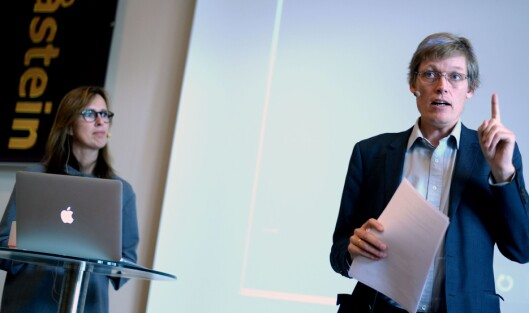 Jens Barland, NTNU. Foto: Gard Michalsen