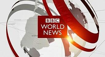 BBC World Service får milliardøkning fra regjeringen, for å «fremme britiske verdier og interesser»