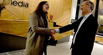 Are Stokstad og fire andre sjefer fikk tre ekstra månedslønner som bonus etter Amedia-salget