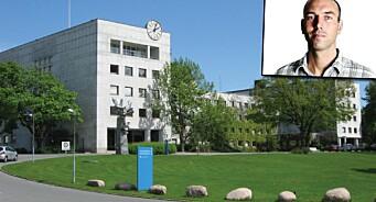 I raushet og kreditering er NRK langt unna verdensklasse. Ja, de vil slite selv i et kretsmesterskap