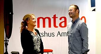Redaktør Jon Martin Larsen slutter - for å skjerme bedriften og ansatte mot nye kutt