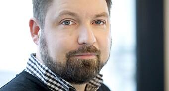 Audun Giske blir digital direktør i Egmont Publishing